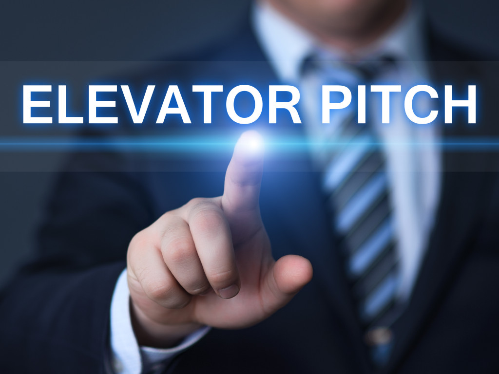 Elevator Pitch Atelier